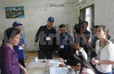Cambodia forma grupo para verificar resultados de elecciones