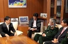 Vietnam y Japón celebran segundo diálogo de políticas de defensa