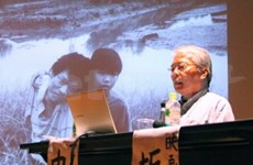 Japoneses comparten con víctimas vietnamitas del Agente Naranja