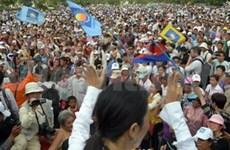 Cambodia anuncia resultados de elecciones