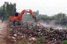 Ayuda Sudcorea a Vietnam en reciclaje residual