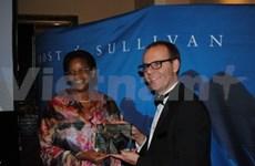 Empresa mixta vietnamita gana premio internacional