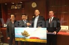 Impulsan cooperación entre Vietnam y Australia