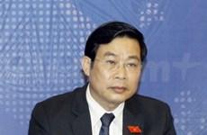Ministro vietnamita asiste a muestra en Ucrania