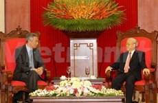 Vietnam y Singapur fomentan cooperación