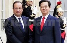Premier concluye gira por Francia y Naciones Unidas