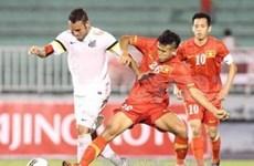 Selección olímpica vietnamita derrota brasileño Santos