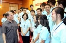 Presidente parlamentario reitera importancia educativa