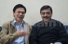 Empresario indio mantiene amistad de 30 años con Vietnam