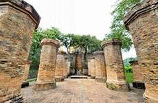 Antiguas torres Ponagar en Nha Trang