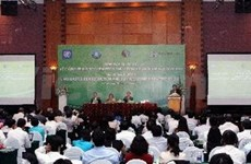 Promueve Vietnam adaptación al cambio climático