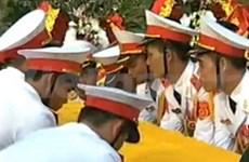 Descansa el general Vo Nguyen Giap en su tierra natal