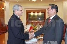 Vietnam y Cuba profundizan relaciones bilaterales