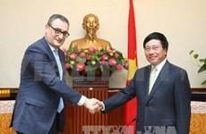 Vietnam y Bélgica celebran primera consulta política