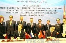 Vietnam y Rusia debaten cooperación económica