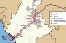 En pleno funcionamiento gasoducto China – Myanmar