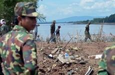 Laos encuentra parte de caja negra de avión accidentado