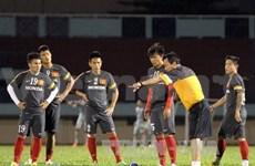 Sorteo de fútbol masculino en SEA Games 27