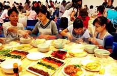 Arte gastronómica sudcoreana llega a hanoyenses