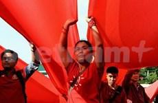 """Tailandia: """"camisas rojas"""" marchan a favor de Ley de Amnistía"""