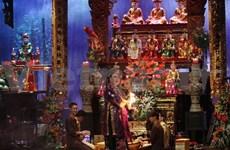 Típico canto Chau Van aspira a patrimonio cultural mundial
