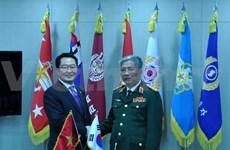 Vietnam y Sudcorea celebran segundo Diálogo de Defensa