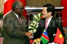 Namibia reconoce estatuto de economía de mercado de Vietnam