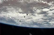 Primeras señales de satélite hecho en Vietnam