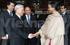 Vietnam robustece relaciones con India