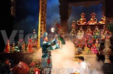 Ritual Chau van y festival Phu Day, herencias intangibles de Vietnam
