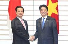 Premier japonés anuncia millonaria asistencia a Vietnam