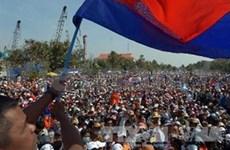 Cambodia advierte sobre actos ilegales de oposición