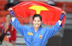 Vietnam cumple metas para SEA Games 27