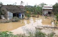 Suministran pastillas potabilizadoras a zonas afectadas por desastres