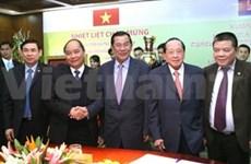 Premier cambodiano concluye visita a Vietnam