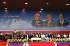 Cambodia conmemora victoria ante régimen genocida
