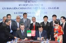 Vietnam y Argelia amplían cooperación en múltiples sectores