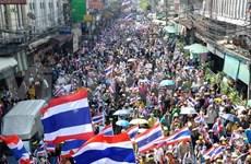 """Oposición en Tailandia prepara campaña de """"cierre de Bangkok"""""""