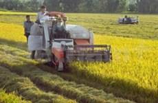 Standard Chartered financia proyecto agrícola en Vietnam