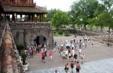 Arte culinario real de antigua ciudad Hue