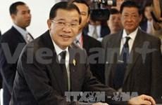 Premier cambodiano se compromete a mantener la paz