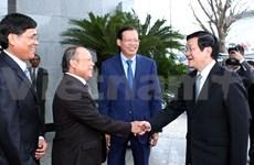 Destaca aportes de PetroVietnam a desarrollo socioeconómico