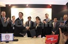 Vietjet Air adquiere motores de avión de CFM Internacional