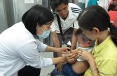 Provincia vietnamita amplía vacunación contra sarampión