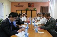 Vietnam y Cuba fortalecen colaboración en la telecomunicación