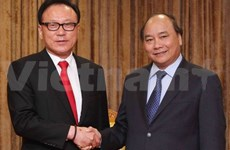 Bienvenida a Cónsul honorario de Vietnam en Sudcorea