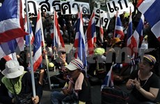 ONU y UE instan diálogo para solucionar crisis en Tailandia