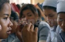 ASEAN trabaja por eliminar violencia contra mujeres y niños