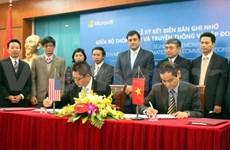 Microsoft ayuda a Vietnam en ciberseguridad