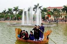 Festival honrará valores culturales de provincia vietnamita